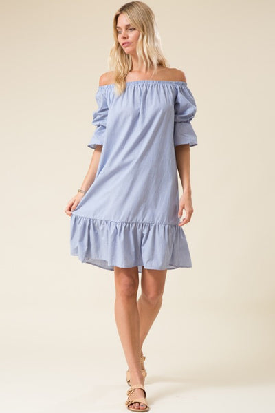 Beatrix Dress - Babe Outfitters