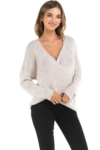 The Harlow Sweater