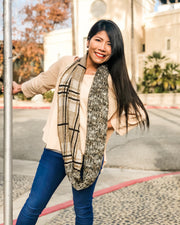Fall Delight Infinity Scarf