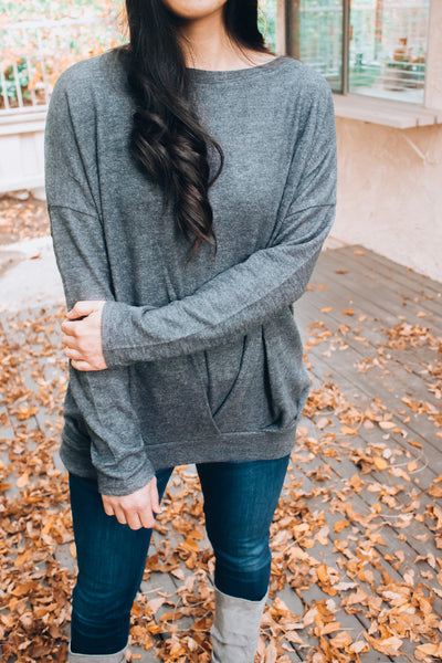 The Lucy Sweater - Babe Outfitters