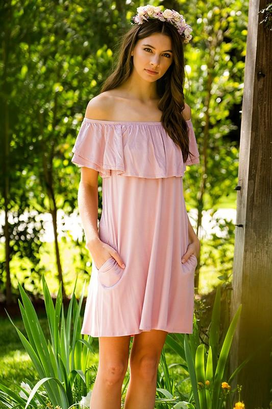 Daphne Dress - Babe Outfitters