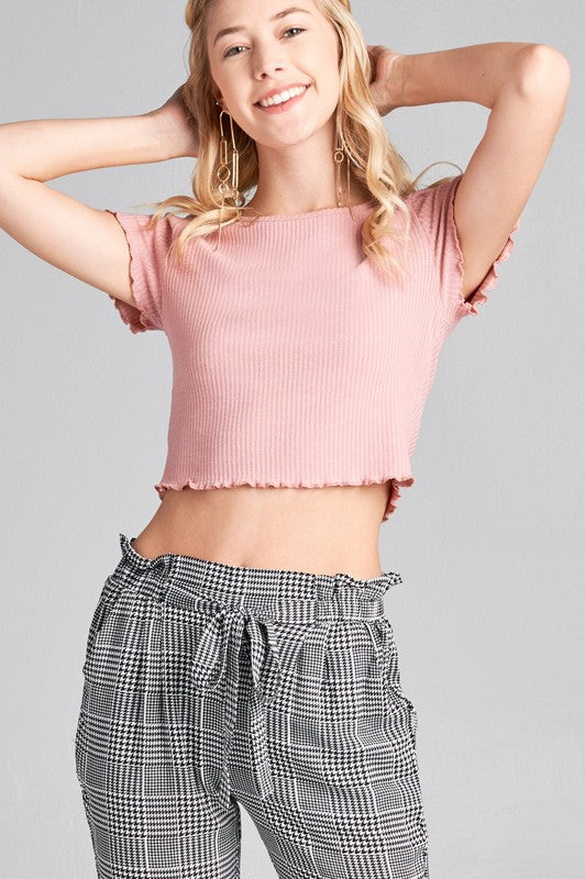 Mina Top - Babe Outfitters