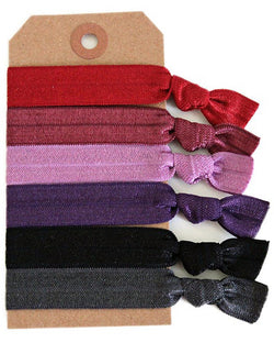 Urban Glam Hair Tie Set - Babe Outfitters