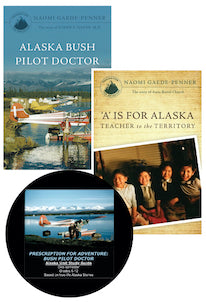 Alaska Unit Study Guide + 2 Books