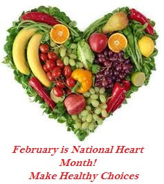 Celebrating National Heart Month