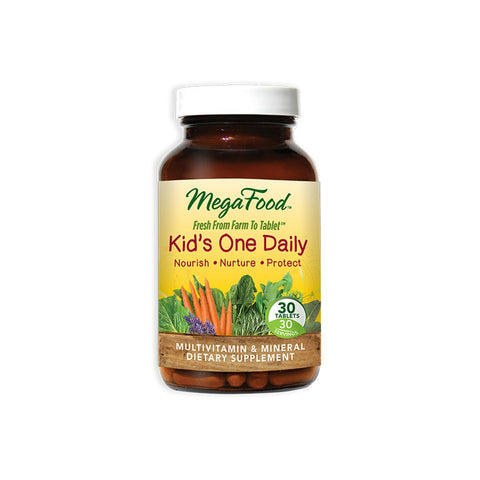 Kids One Daily Multi & Mineral - 30 Tablets