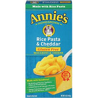 Annie's Rice Pasta & Cheddar - Homegrown Foods, Stony Plain