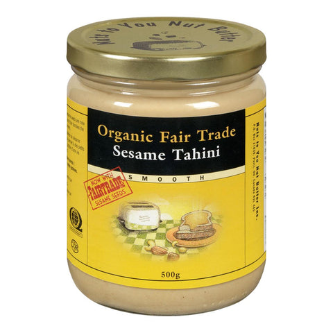 Nuts To You Sesame Tahini (Smooth) - Homegrown Foods, Stony Plain