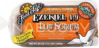 FOOD FOR LIFE EZEKIEL BREAD LOW SODIUM