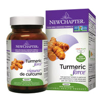 New Chapter Turmeric Force - 120 Capsules