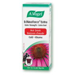 A. Vogel Echinaforce Extra -  Organic Hot Drink 100ml - Homegrown Foods, Stony Plain