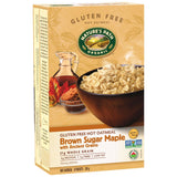 Natures Path Instant Oatmeal Brown Sugar & Maple - 320g