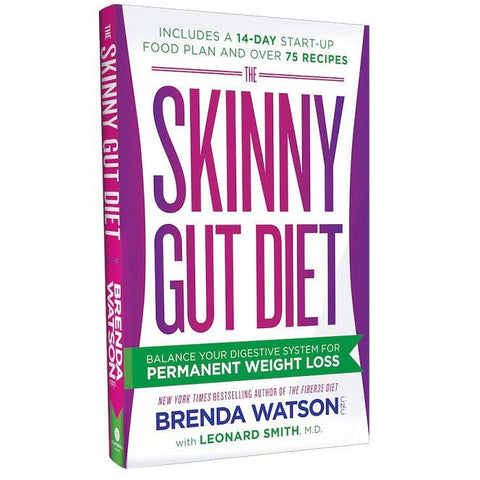 The Skinny Gut Diet by Brenda Watson C.N.C - Book - Homegrown Foods, Stony Plain