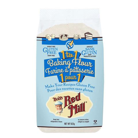 Bob's Red Mill Baking Flour (1 to 1) - 623 g
