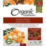 ORGANIC TRADITIONS GOLDEN BERRIES , 227G