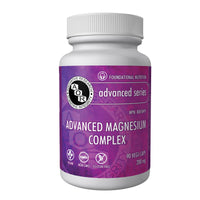 AOR Advanced Magnesium Complex (200 mg / 90 Vegetable Capsules)