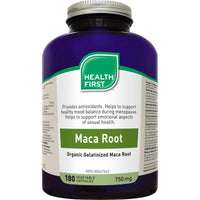 Health First Maca Root, 750mg, 180 VCaps