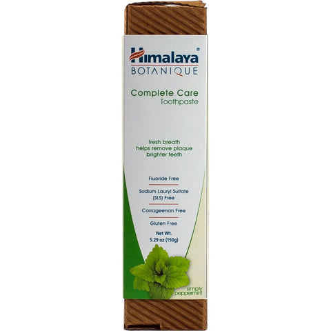 Himalaya Toothpaste Complete Care, Simply Peppermint, 150g