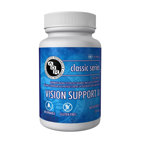 AOR Vision Support II (157 mg / 60 Soft Gels)