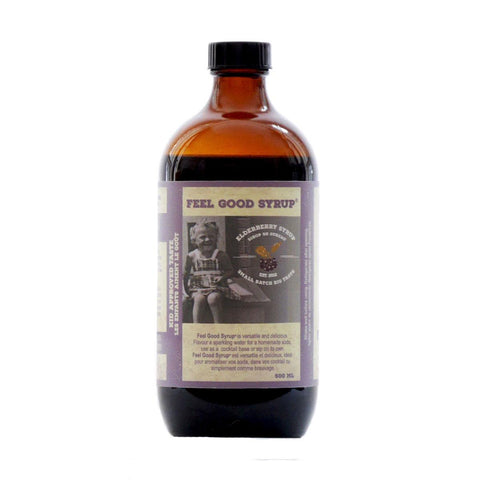 Elderberry Syrup 500 mL