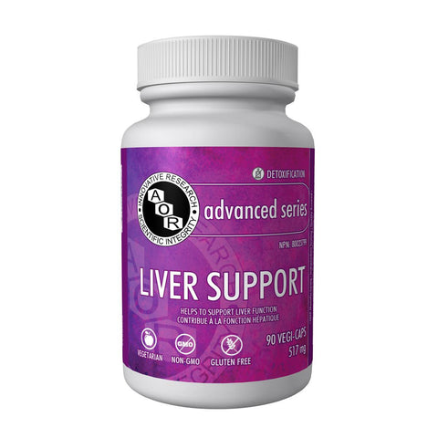 AOR Liver Support (517 mg / 90 Vegetable Capsules)