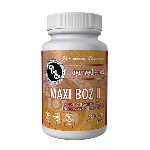 AOR Maxi Boz ll (333 mg / 90 Vegetable Capsules)