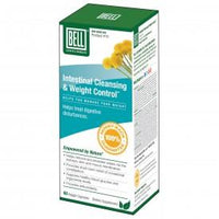 Homegrown Foods Ltd. - Bell Intestinal Cleansing & Weight Control - 60 Capsules