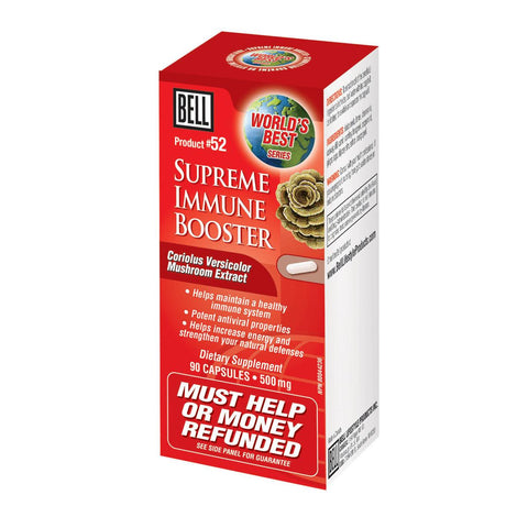 Homegrown Foods Ltd. - Bell Supreme Immune Booster - 90 Capsules