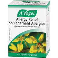 A. Vogel Allergy Relief Pollinosan, 120 Tabs