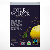 4 O'CLOCK TEA EARL GREY ORGIGINAL 16 BAGS