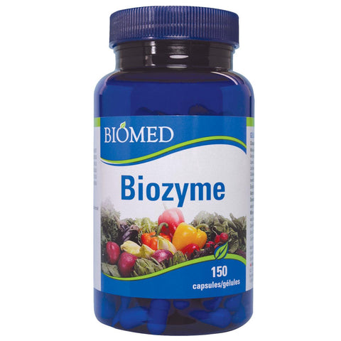 BioMed Biozyme - 150 Caps - Homegrown Foods, Stony Plain