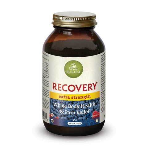 Purica Recovery Extra Strength (360 Veg. Capsules)