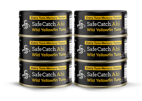 Safe Catch Ahi Tuna
