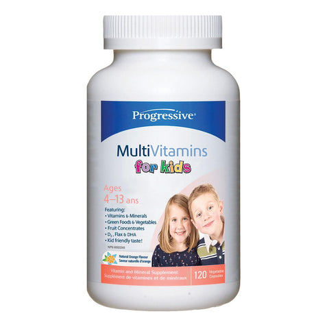 Multi Vitamin Kid's  - 120 Tablets