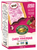 NATURE'S PATH TOASTER PASTRY CHERRY POMEGRANATE 6 PASTRIES