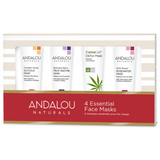 ANDALOU FACE MASK GIFT SET 4 X 15ML