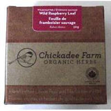 Chickadee Farm Wild Raspberry Leaf Organic Tea - 50g - Homegrown Foods, Stony Plain