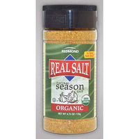 Natural Organic Seasoning Salt, Redmond Real Salt  - Homegrown Foods, Stony Plain