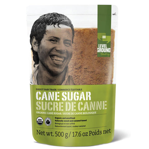 Unrefined Cane Sugar - 500 g