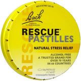 Bach Rescue Pastilles (Elderflower & Orange) - 50g - Homegrown Foods, Stony Plain