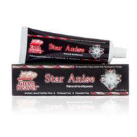 Green Beaver Natural Toothpaste (Star Anise) - 75ml - Homegrown Foods, Stony Plain