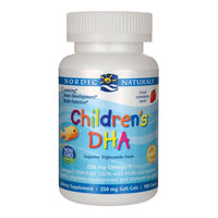 Nordic Naturals Childrens DHA  (strawberry) - 180 Chewables