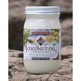 Wilderness Family Naturals, Organic Coconut Oil, Raw & Cold Pressed, 473ml, Homegrown Foods, Stony Plain