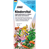 Kindervital Multivitamin - 250 mL - Homegrown Foods, Stony Plain