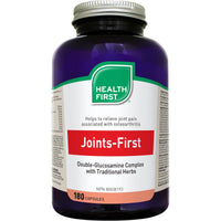 Health First Joints First (Double GLS complex) - 180 Caps - Homegrown Foods, Stony Plain