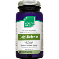 Health First Cold-Defense 60 VCaps - Homegrown Foods, Stony Plain