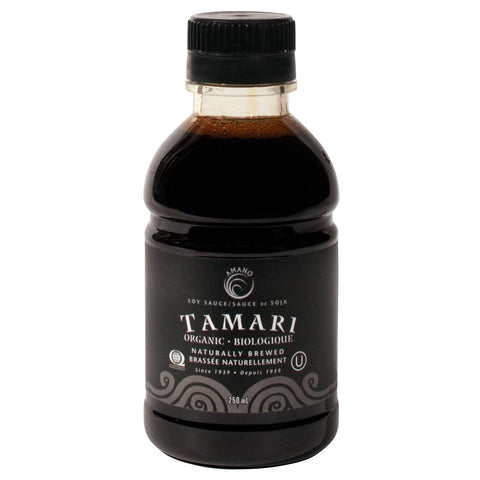 Homegrown Foods - Tamari Soy Sauce (Organic) 250 mL