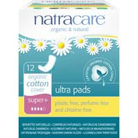 Natracare Ultra Pads, Super - Homegrown Foods, Stony Plain