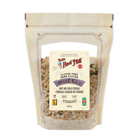 Bob's Red Mill Muesli - 453 g