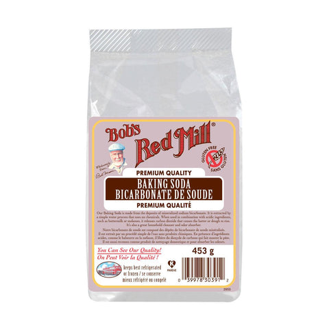 Bob's Red Mill Baking Soda (Aluminium Free) - 453 g